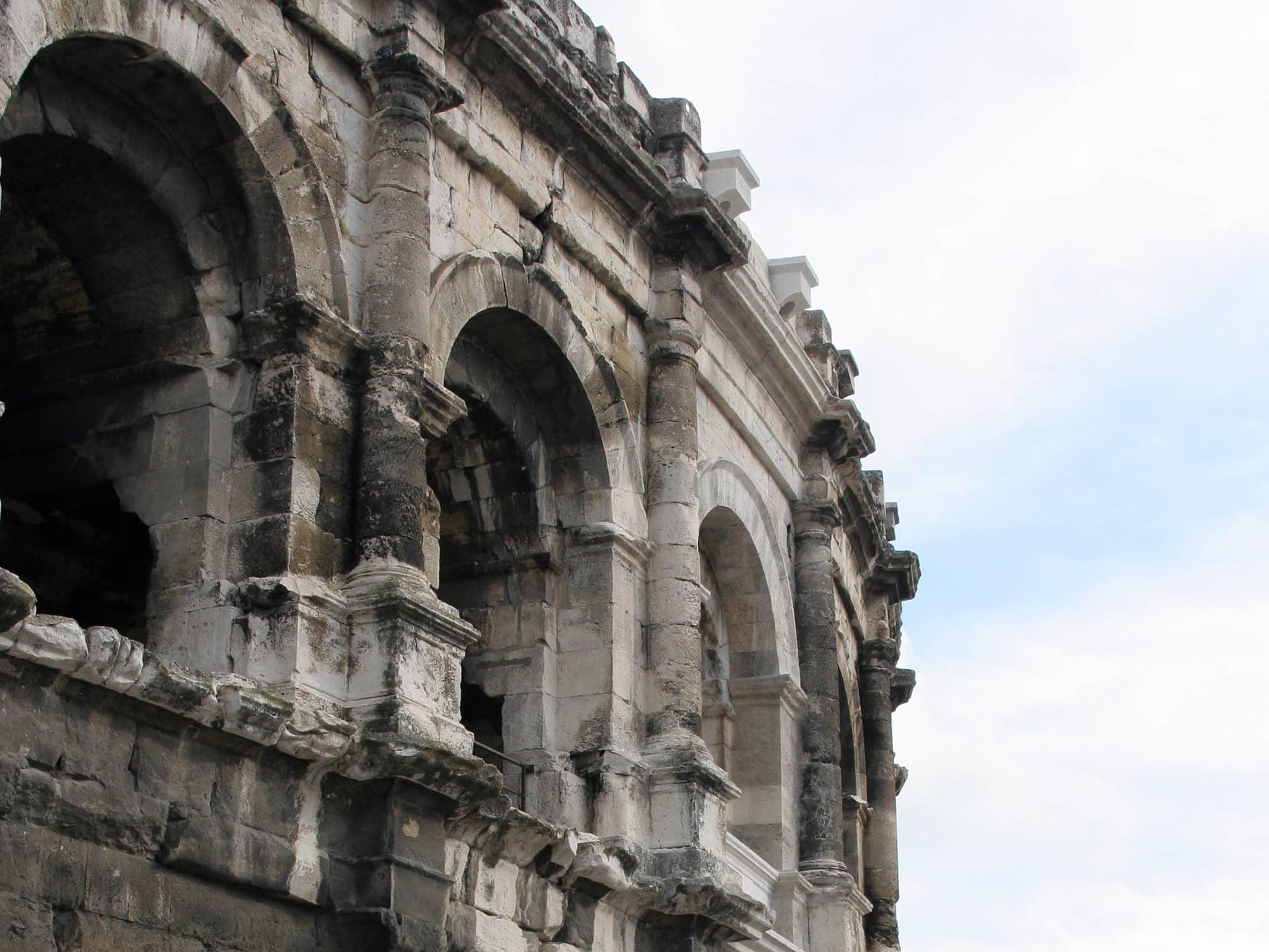 Nîmes et ses arènes