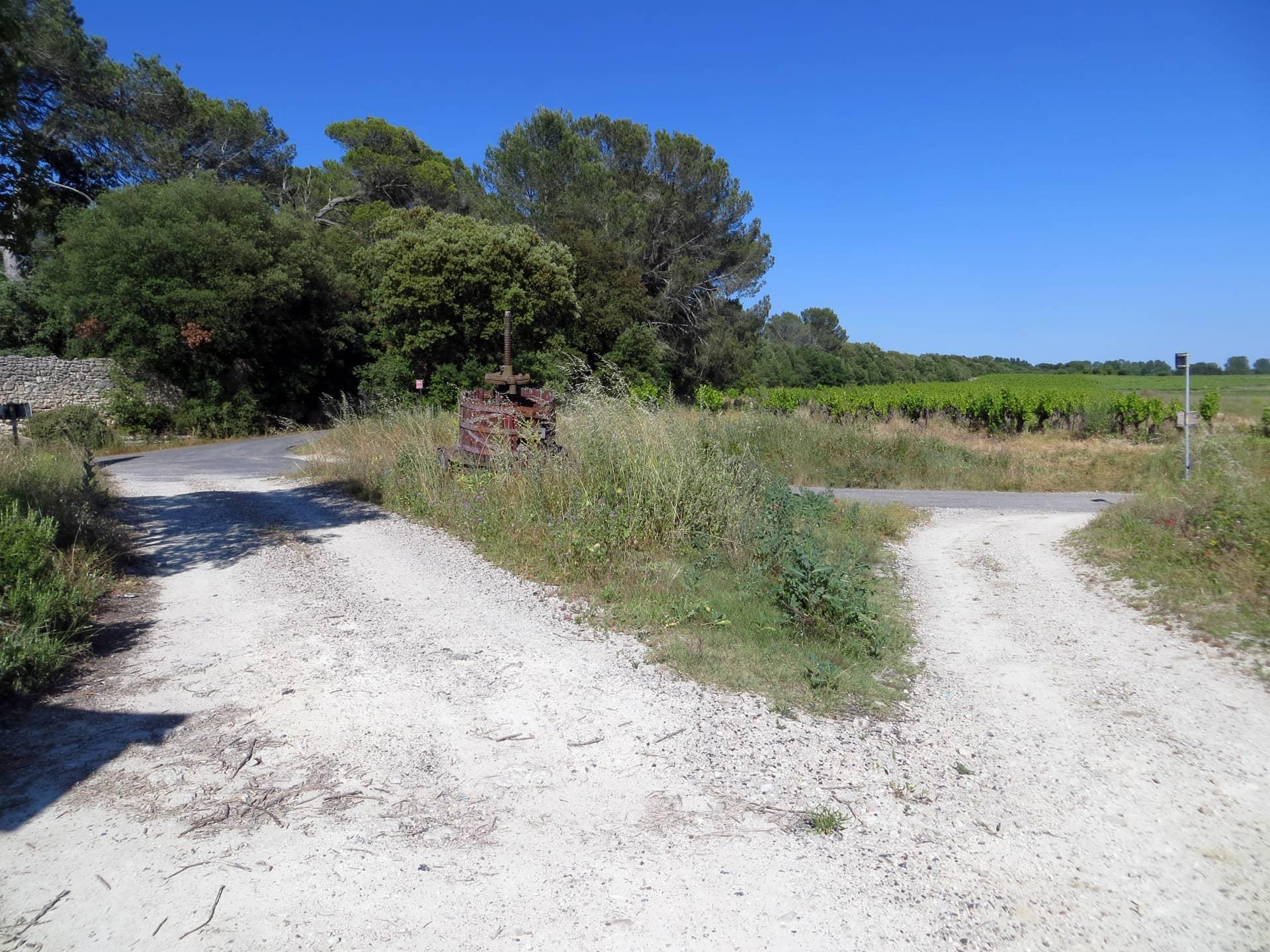 Chemins du Domaine de Christin